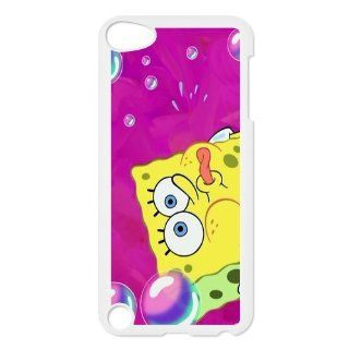 Personalized Music Case SpongeBob SquarePants iPod Touch 5th Case Durable Plastic Hard Case for Ipod Touch 5th Generation IT5SS147  Players & Accessories