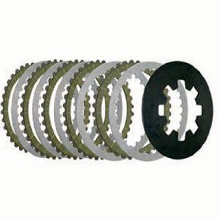 Belt Drives Ltd. BTXP 12 High Performance Extra Clutch Plate Kit For Harley Davidson Big Twin & XL Automotive