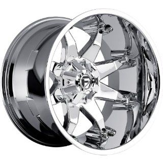 "Fuel Octane Chrome Wheel (20x12"") Automotive"