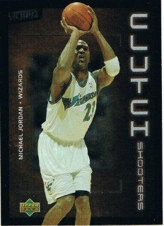 2003 04 Upper Deck Victory Clutch Shooter #162 Michael Jordan NM MT or Better Sports Collectibles