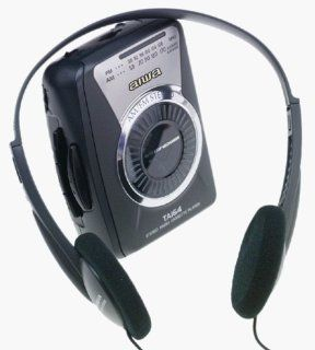 Aiwa HSTA164 Headphone Radio Cassette Player  Players & Accessories