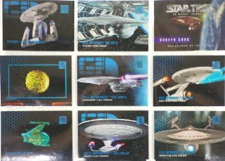 1995   Paramount / Skybox   Star Trek 30 Years   Vintage Collector Trading Cards   Phase 1 & Phase 2   166 Cards   Rare   Out of Production   Limited Edition   Collectible