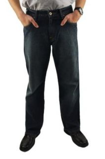Lucky Brand Jeans Men's Style Straight Leg 165 Mid Rise/Relaxed Fit at  Men�s Clothing store