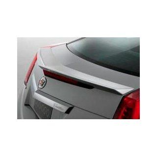 Cadillac CTS 2011+ Coupe Flush Mount Factory Spoiler No light Unpainted Primer Automotive