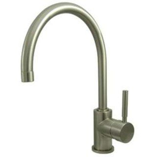 Elements of Design ES8711DLLS Single Handle Kitchen Faucet, Chrome