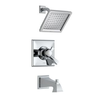 Delta Dryden Monitor 17 T17451 Tub and Shower Faucet Set   Bathtub Faucets