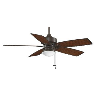 Fanimation FP8016OB Cancun 52 in. Outdoor Ceiling Fan   Oil Rubbed Bronze   Outdoor Ceiling Fans
