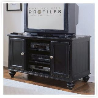 American Drew Camden Dark 56 in. Entertainment Center   TV Stands