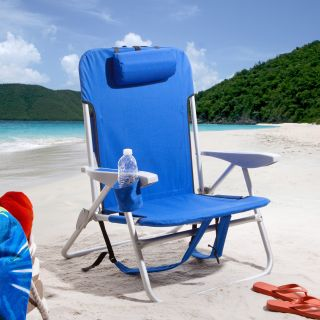 Rio Extra Wide Backpack Beach Chair   Beach Chairs