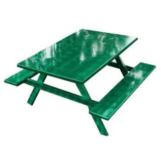 OFab Kid's Traditional Picnic Table   Kids Picnic Tables