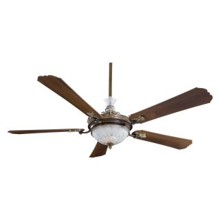 Minka Aire F900 BCW Cristafano 68 in. Indoor Ceiling Fan   Belcaro Walnut   Ceiling Fans