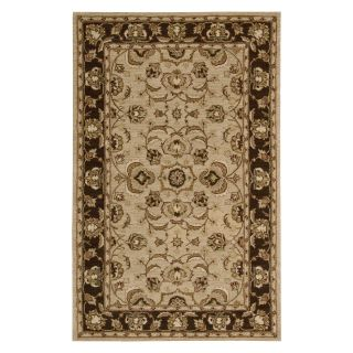 Nourison India House IH71 Area Rug   Taupe   Area Rugs