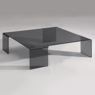 Chintaly Mirabella Square Bent Cocktail Table   Coffee Tables
