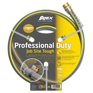 Teknor Apex 100 ft. Professional Hose   Water Hoses