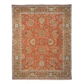 Safavieh Old World OW117A Area Rug   Copper/Green   Area Rugs
