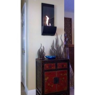 Nu Flame Torcia Wall Mounted Fireplace   Gel Fireplaces