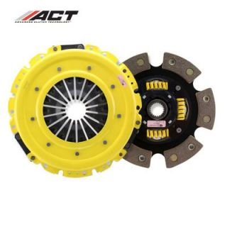 2007 2008 Toyota Camry Clutch Kit   ACT, ACT Clutch Heavy Duty/Race Sprung Hub