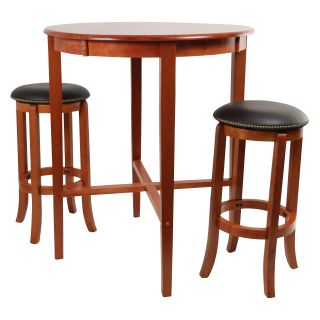 Boraam Round Cordova Pub Table Set   Pub Tables