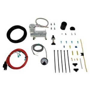 2004 2005 Dodge Ram 1500 Air Suspension Compressor   Air Lift, Air Lift On Board Air System