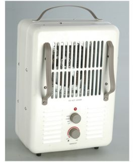 Seasons Comfort Milkhouse Style Portable Heater   Portable Heaters