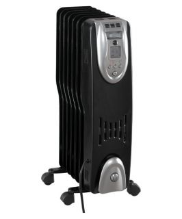 Duraflame DFH CH 11 T Digital Oil Filled Portable Heater   Portable Heaters