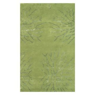 Noble House Citadel Area Rug   Green   Area Rugs