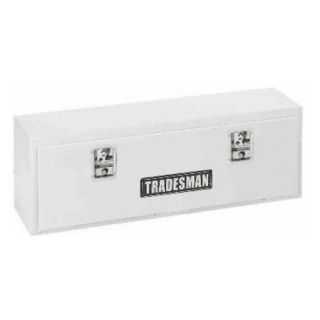 Tradesman 48 in. Steel Top Mount Truck Tool Box   Truck Tool Boxes