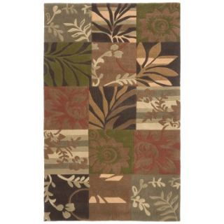Surya Cosmopolitan COS 8818 Area Rug   Avocado/Tan   Area Rugs