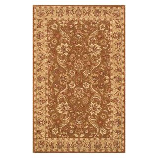 Noble House Harmony Area Rug   Green/Gold   Area Rugs