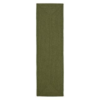 Safavieh Braided BRD315A Area Rug   Green   Area Rugs