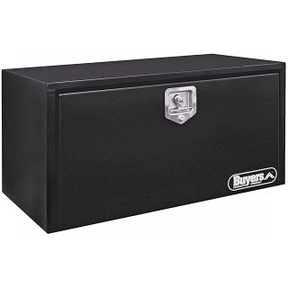 Buyers Steel Underbody Tool Box   Truck Tool Boxes