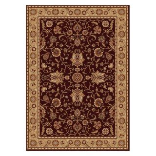 Home Dynamix 3207 Madlena Area Rug   Brown Gold   Area Rugs