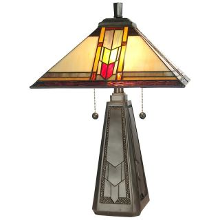 Dale Tiffany Mallinson Table Lamp   Tiffany Table Lamps