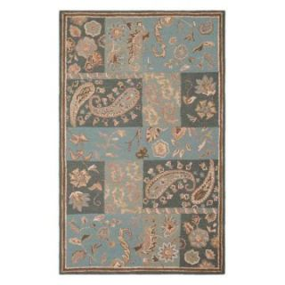 Rizzy Rugs Country CT 23 Paisley Area Rug   Area Rugs