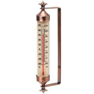 Chaney Copper Tube Thermometer   Thermometers