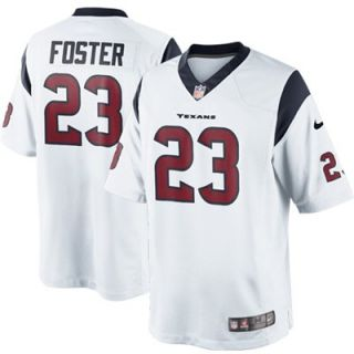 Nike Arian Foster Houston Texans Limited Jersey   White