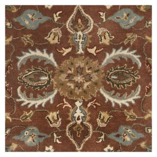 Safavieh Heritage HG968A Area Rug   Brown/Blue   Area Rugs