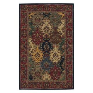 Nourison India House IH23 Area Rug   Multi Color   Area Rugs