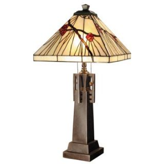 Dale Tiffany Nettleton Table Lamp   Desk Lamps