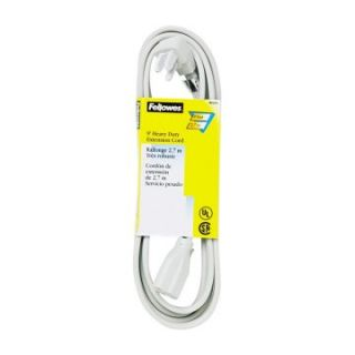 Fellowes Indoor Heavy Duty Extension Cord   Equipment