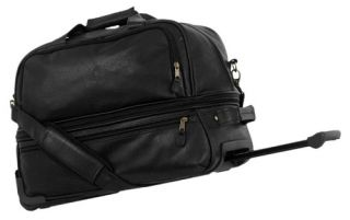 Mercury Luggage Highland II Expandable Sport Rolling Duffel Bag   Sports & Duffel Bags