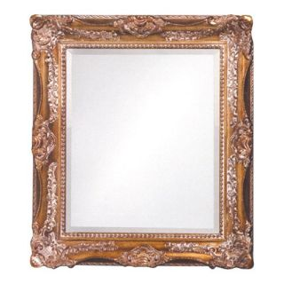 Antique Bronze Thames Wall Mounted Mirror   28W x 34H in.   Wall Mirrors