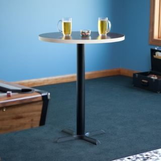 Round Counter Height Pub Table   Pub Tables