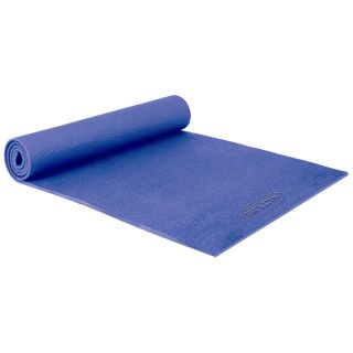 Altus Athletic Double Thick Blue Yoga/Pilates Mat   Pilates and Yoga