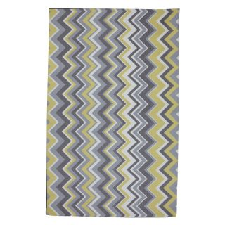 Mohawk Home Ella Zig Zag Indoor/Outdoor Rug   Area Rugs