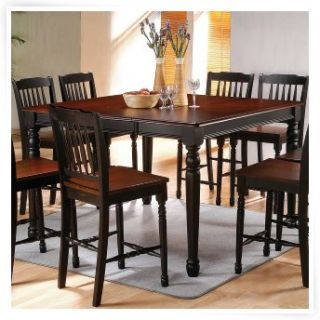 Steve Silver Durham 9 Piece Counter Height Dining Table Set   Dining Table Sets