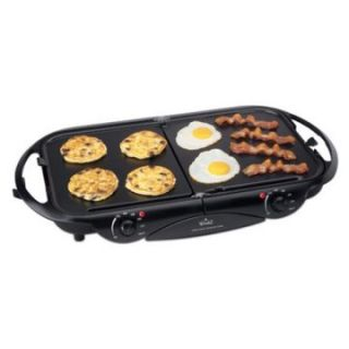 Rival® GRF405 Fold 'N Store™ Electric Griddle   Specialty Appliances