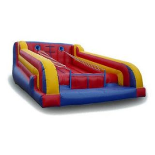EZ Inflatables Jacobs Ladder Bounce House   Commercial Inflatables