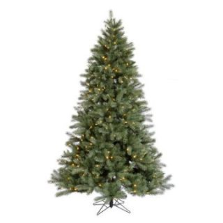 Blue Albany Pre lit LED Spruce Christmas Tree   Christmas