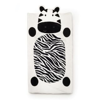 CoCaLo Zebra Plush Changing Pad Cover   Changing Pads and Covers